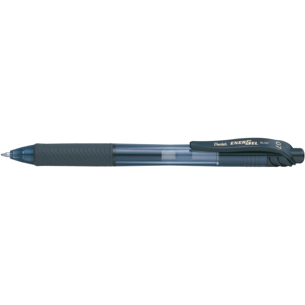 PENTEL ENERGEL X GEL PEN BL107 Retractable 0.7mm Black