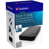 VERBATIM 3.5 Inch STORE'N'SAVE USB 3.0 HDD 2TB