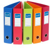 Bantex Lever Arch Binder A4 Fruits 70mm Assorted Box of 10