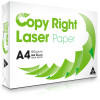 Copy Right Laser Copy Paper A4 80gsm White Ream of 500