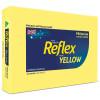 REFLEX TINTS COPY PAPER A4 80gsm Yellow Ream of 500