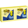 POST-IT R335-YL POP UP NOTES Refills 76x76mm Lined Yellow Pack of 6