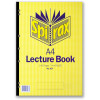 SPIRAX 907 LECTURE PAD A4 7mm 140 Page 297x210mm