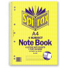SPIRAX 606 NOTEBOOK 4 SUBJECT A4 320 Page 297x230mm S/O