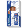 STAEDTLER MARS MICROGRAPH LEAD HB 0.5mm Tube12 Pack of 12