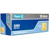 RAPID 13/10 STAPLES 10mm Box of 5000