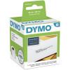 DYMO LABELWRITER LABELS Paper Address 28x89 30251 Wht Box of 260