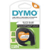 DYMO LETRATAG LABELLING TAPE 12mmx2m - IRON-ON Fabric