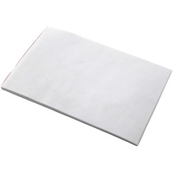 Writer Recycled Pad 100x150mm Plain Recycled 100 Sheets