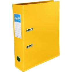 Bantex Lever Arch Binder A4 70mm PVC Yellow