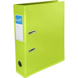 Bantex Lever Arch Binder A4 Fruits 70mm Lime