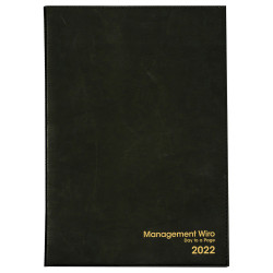 MANAGEMENT DIARY A5 1 Day to a Page 1 Hr 1Hr appoint 7am - 7pm