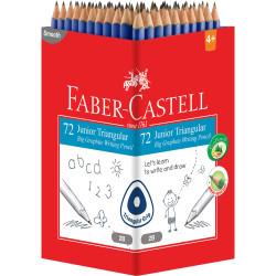 FABER-CASTELL 2001 PENCIL Junior Grip 2B
