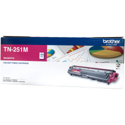 BROTHER TN-251 TONER CART Magenta Up to 1.4k Pages