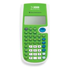 TI TI30XB CALCULATOR Scientific H155xW85xD20mm