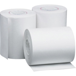 MARBIG CALC/REGISTER ROLLS 76x76x11.5mm Thermal Pack of 4