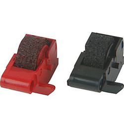 SHARP INK ROLLER Black/Red