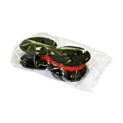 SHARP RBN10 RIBBON Red / Black Twin Spool