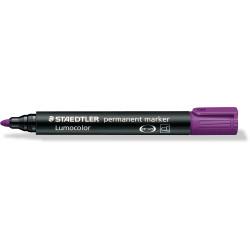 STAEDTLER 352 PERMANENT MARKER Bullet Violet Box of 10