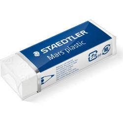 STAEDTLER MARSPLASTIC ERASER 65x23x13mm Paper & Film