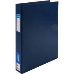 Bantex Binders A3 3D Ring 38mm PVC Portrait Blue