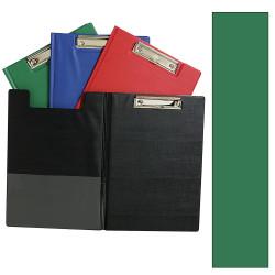 Marbig Clipfolders PE A4 Green