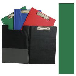 Marbig Clipfolders PE Foolscap Green