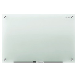 QUARTET INFINITY GLASS BOARD 450x600mm Memo Frosted