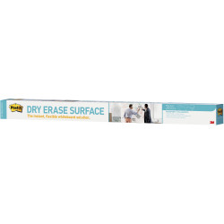 POST IT DRY ERASE SURFACE DEF4X3 1200x900mm Roll