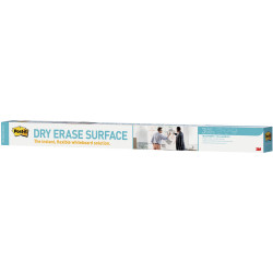 POST IT DRY ERASE SURFACE DEF8X4 2400x1200mm Roll