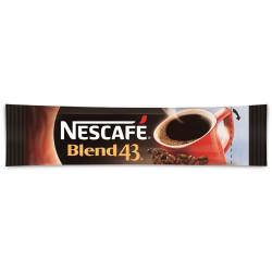 NESCAFE BLEND 43 COFFEE Stick Pack 1000 Carton