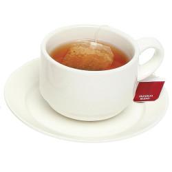 CONNOISSEUR TABLEWARE A La Carte Cup & Saucer Wht Set of 6