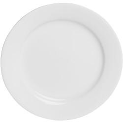 CONNOISSEUR TABLEWARE A La Carte Plate 185mm White Set of 6