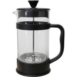 CONNOISSEUR COFFEE PLUNGER 8 Cup 1 Ltr Black