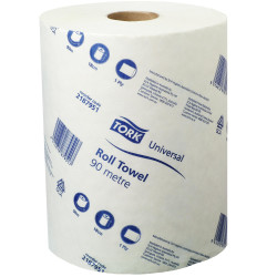 TORK ROLL HAND TOWEL 90 metres Pack Of 16 Carton of 16