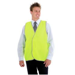 ZIONS 3801 SAFETY VEST Daytime Hivis Safety