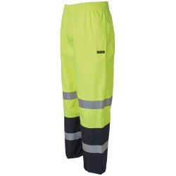 ZIONS 6DPRP HIVIS SAFETY WEAR Day & Night Premium Rain Pant