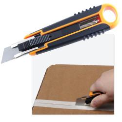 CELCO AUTO RETRACTABLE KNIFE Rubber Grip