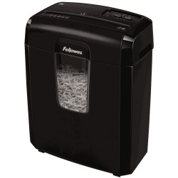 FELLOWES 9C SHREDDER 9C Cross Cut 9 Sht Cap.