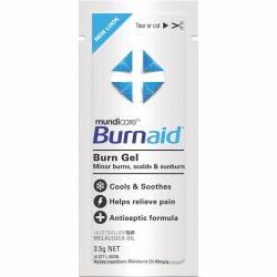 TRAFALGAR BURNAID SACHET Burnaid Burn Gel 3.5gram Pack of 10
