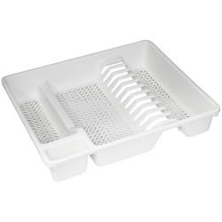 Connoisseur Dish Drainer  Plastic 35 x 43 x 8.5cm