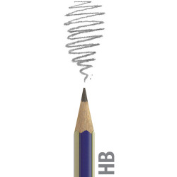 FaberCastell Graphite Pencil HB Pack of 12