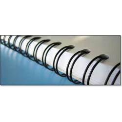 Gold Sovereign Binding Wires SWIRE92123BLK 34x21x6cm