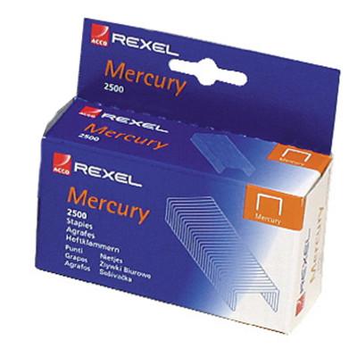 REXEL STAPLES For Mercury Stapler Box of 2500